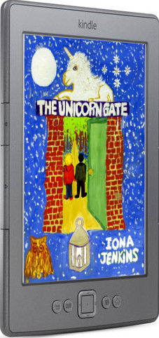 The Unicorn Gate on Kindle